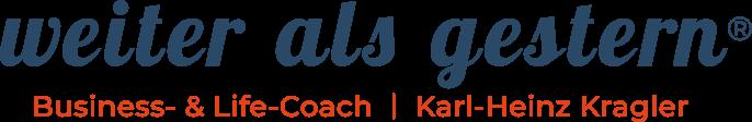 Weiter als Gestern – Business- und Life Coaching